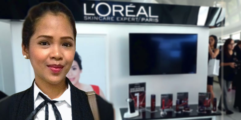 A new chance with L'Oréal
